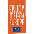 EU logo orange
