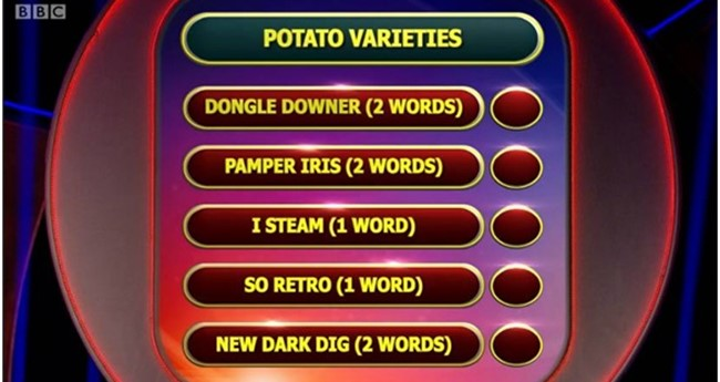 Healthy Potato Varieties