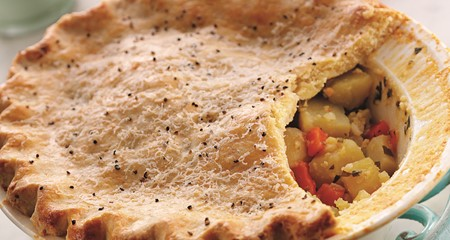 Woolton Pie Recipe