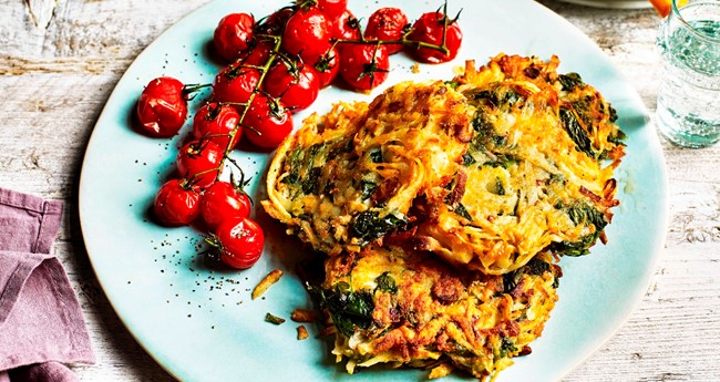 How to make potato rostis